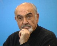 Sean Connery - Could sit all day and listen to his voice