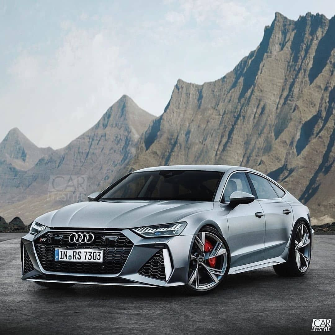 2020 Audi Rs7 Sportback Render And Design By Carlifestyle Audi Rs7 Sportback Audi Sports Car Rs7 Sportback