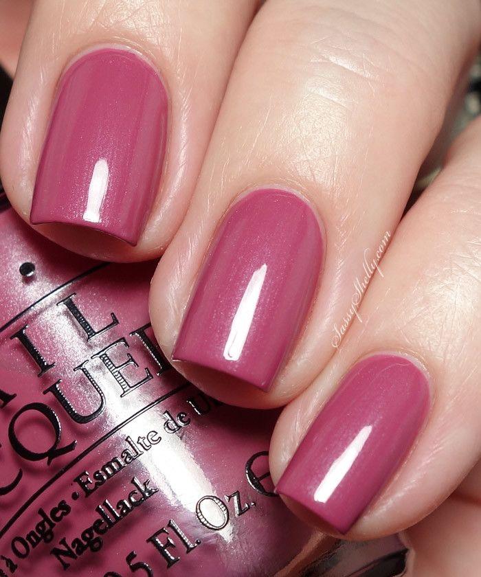Opi Just Lanai Ing Around Opi Nail Colors Nail Colors Nail Polish Colors