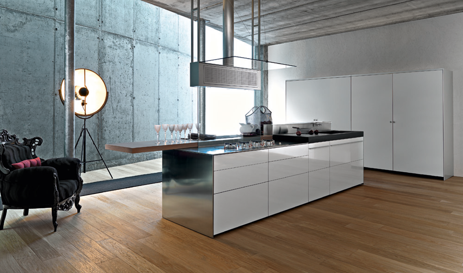 Luxury Kitchens Melbourne & Sydney - High End Kitchen Designs ...