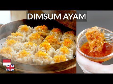 Murah Bukan Murahan Resep Dimsum Ayam Istimewa Gurih Kenyal Rp 1 000 Youtube Di 2020 Resep Masakan Cina Ide Makanan Resep Makanan