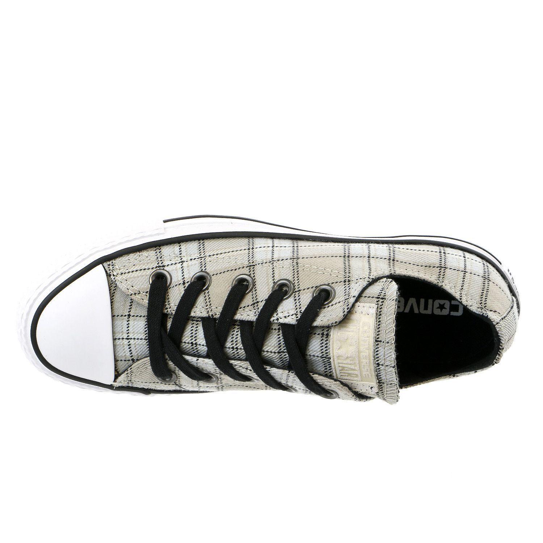 Converse Chuck Taylor All Star Plaid Ox Sneaker Shoe - Womens