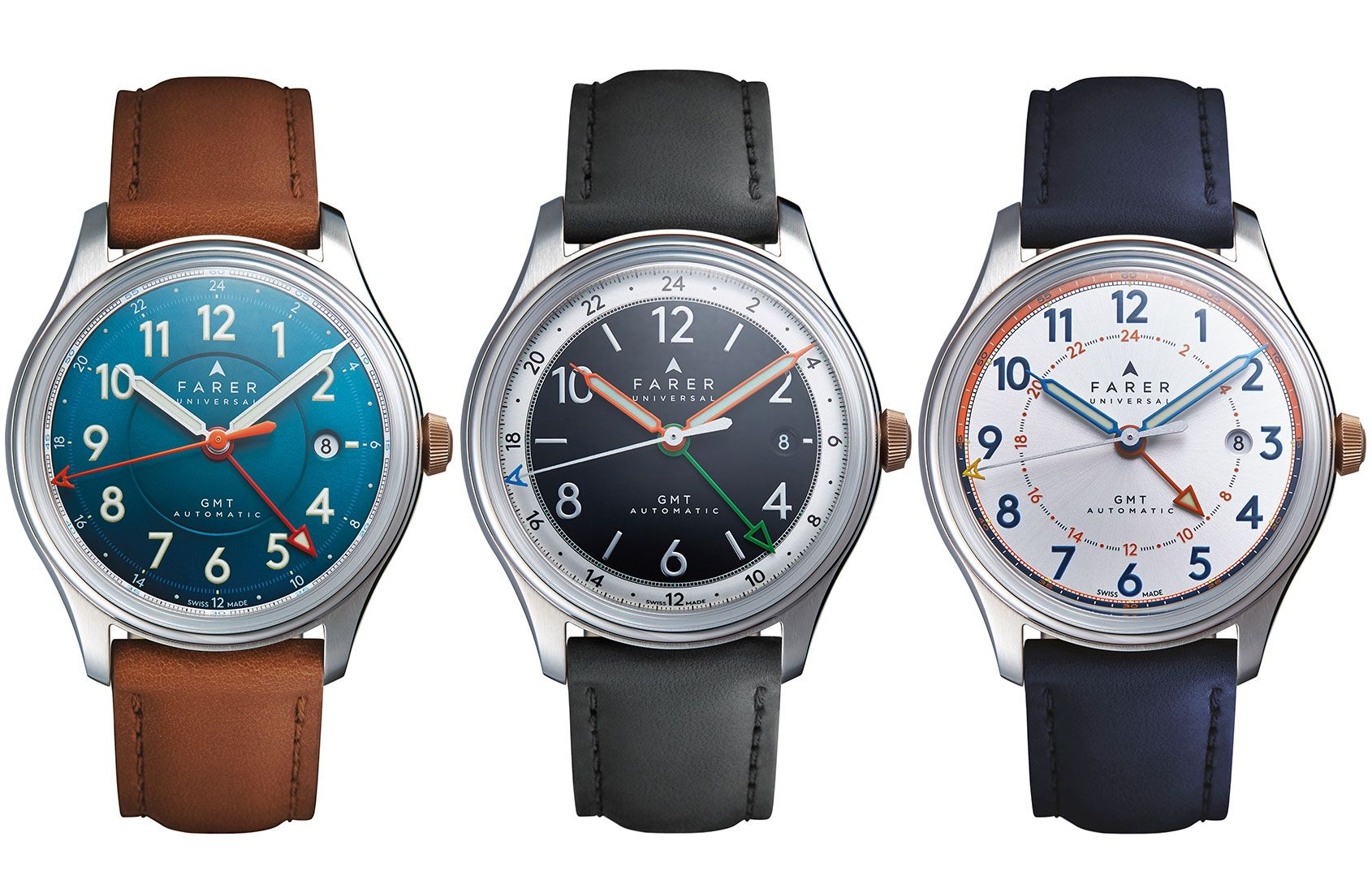One of the most useful everyday complications is the GMT or dual time zone. If you travel a lot or do business internationally it's certainly a lot easier to check your GMT than to fiddle with you phone trying to find the world clock app. Given the usefulness of this complication to the jet set,...