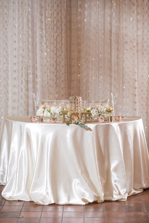 Rose Pink, Blush , Ivory Bride And Groom Table Settings