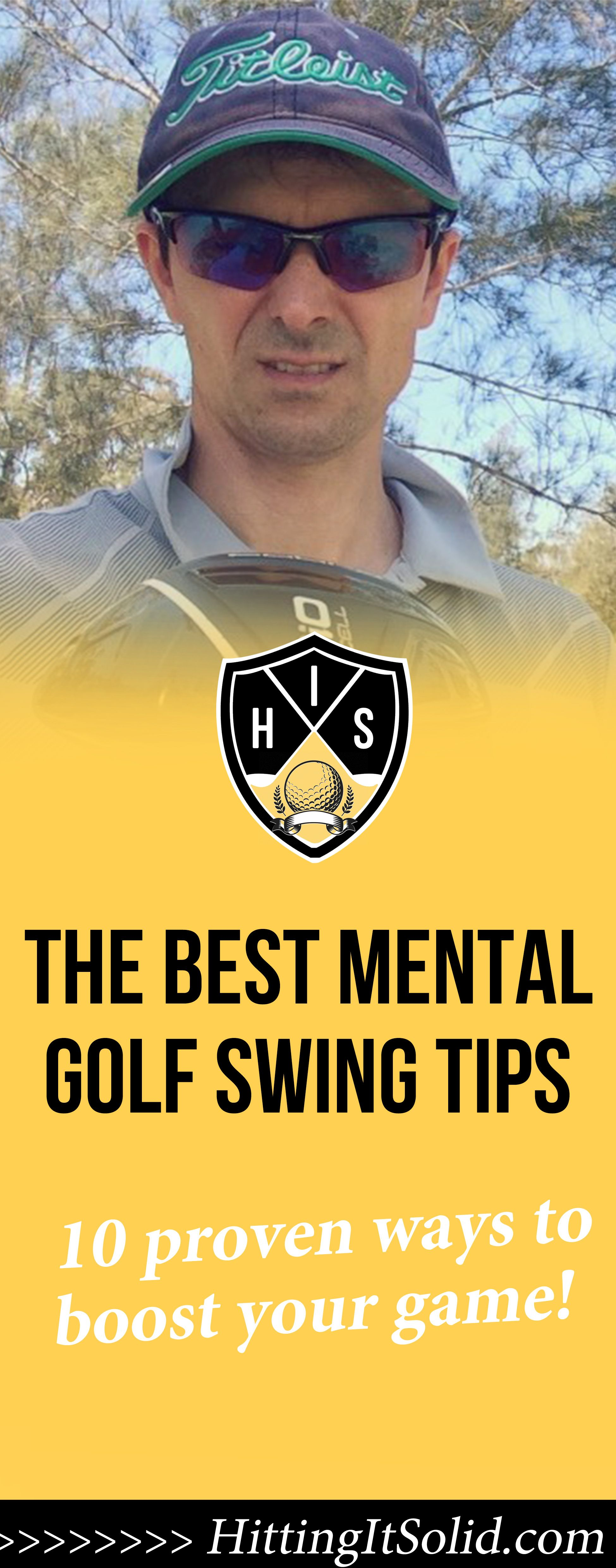 Mental Golf Tips 10 Proven Ways to Supercharge Your Golf