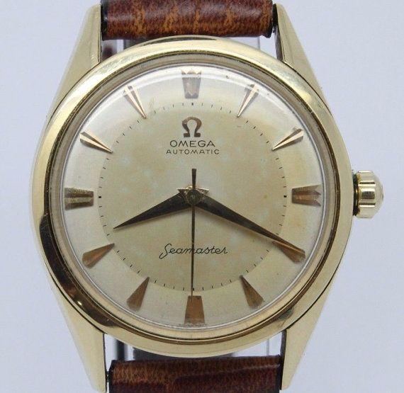 Montre Omega Vintage Seamaster