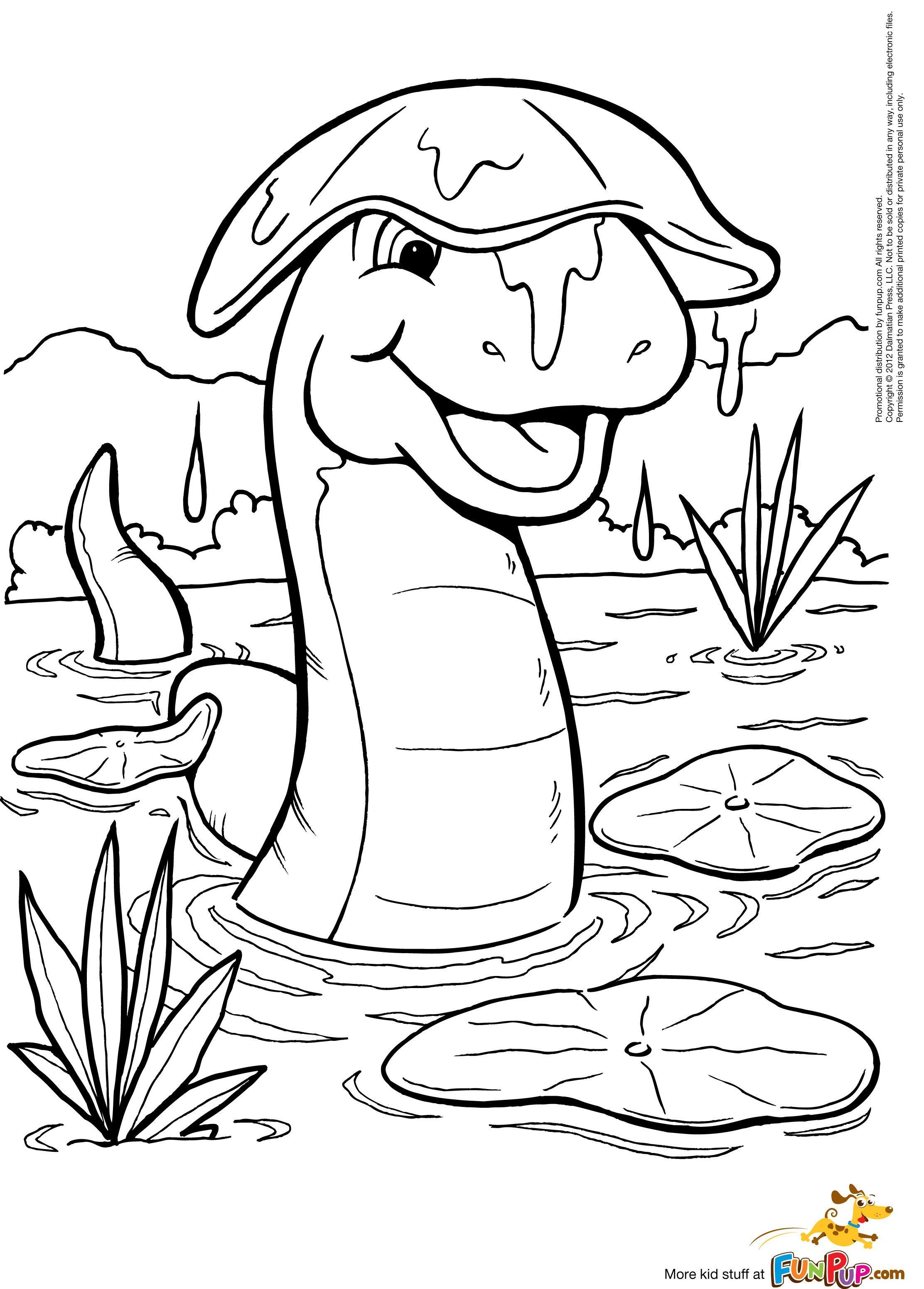 Lily Pad Dinosaur 0 00