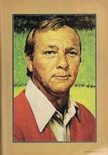 Portrait of Arnold Palmer--page 430-1
