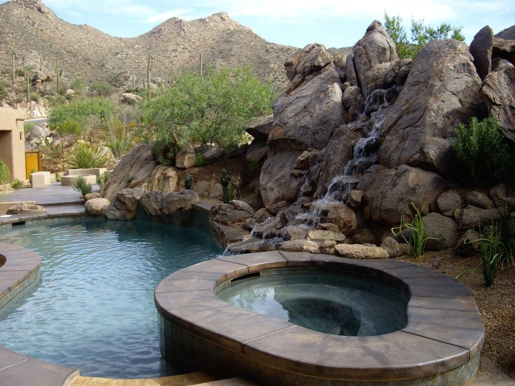love a great desertscape would love this in az backyard