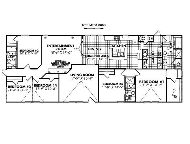2014 Heritage Collection Home Model 3284 535a 2454sq Feet