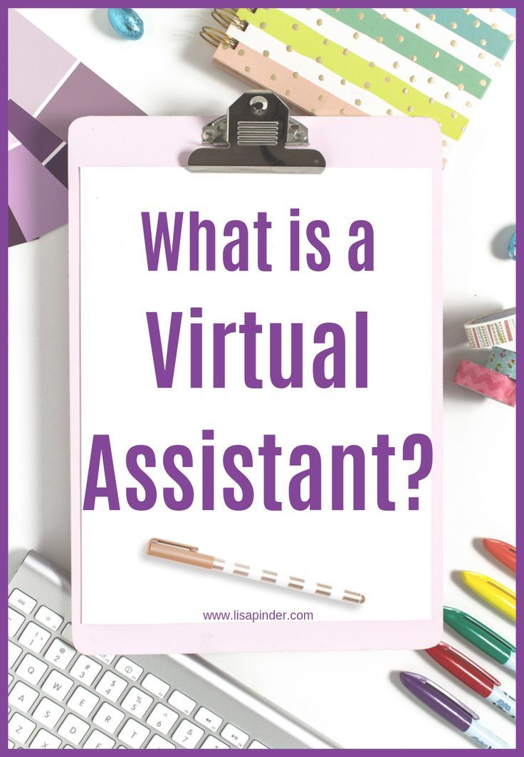 What is a Virtual Assistant? Pinterest Management in