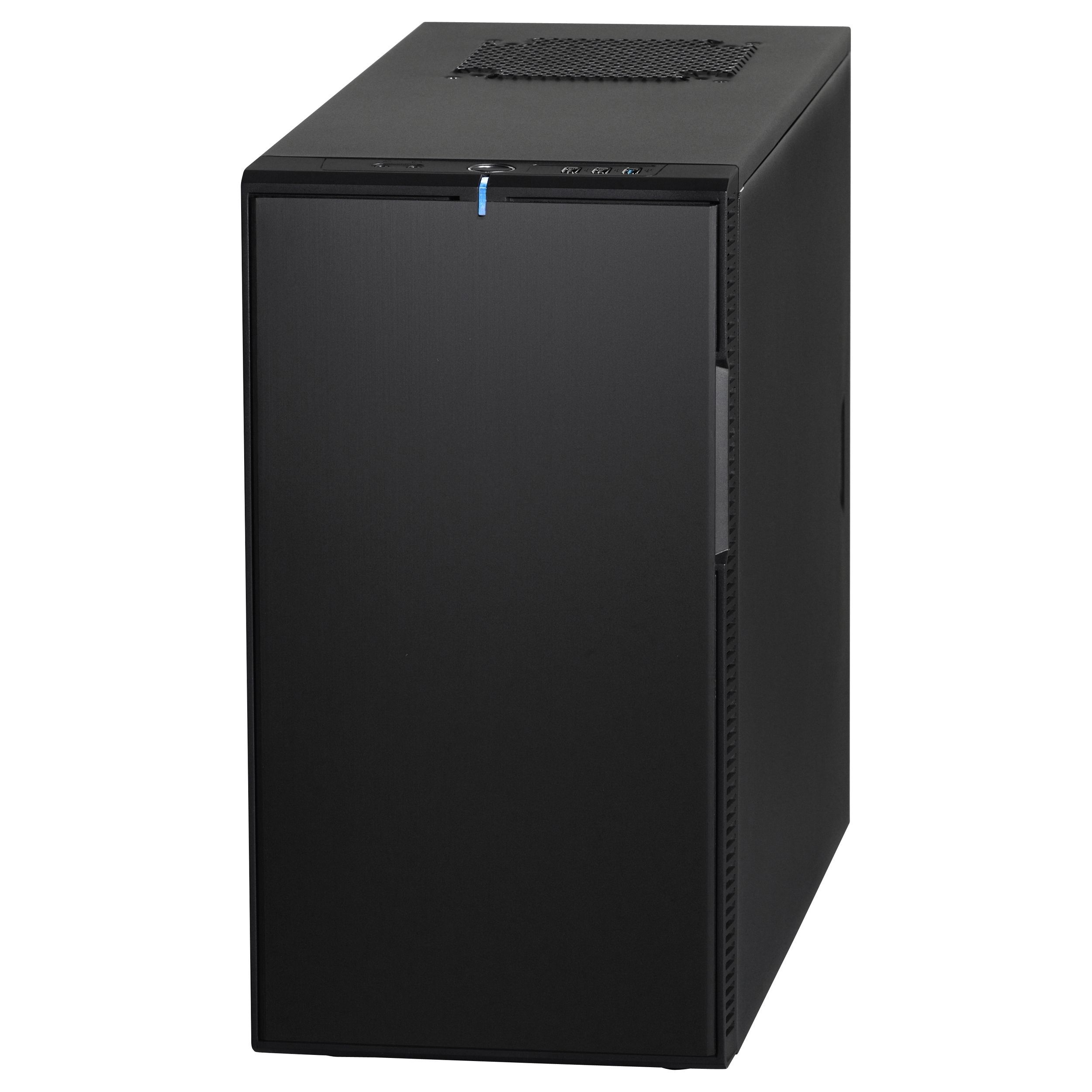 Fractal Design Define Mini System Cabinet, #FD-CA-DEF-MINI-BL
