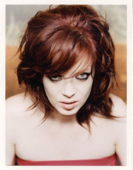 Shirley Manson Shirley Manson Cool Hairstyles Celebrities Exposed
