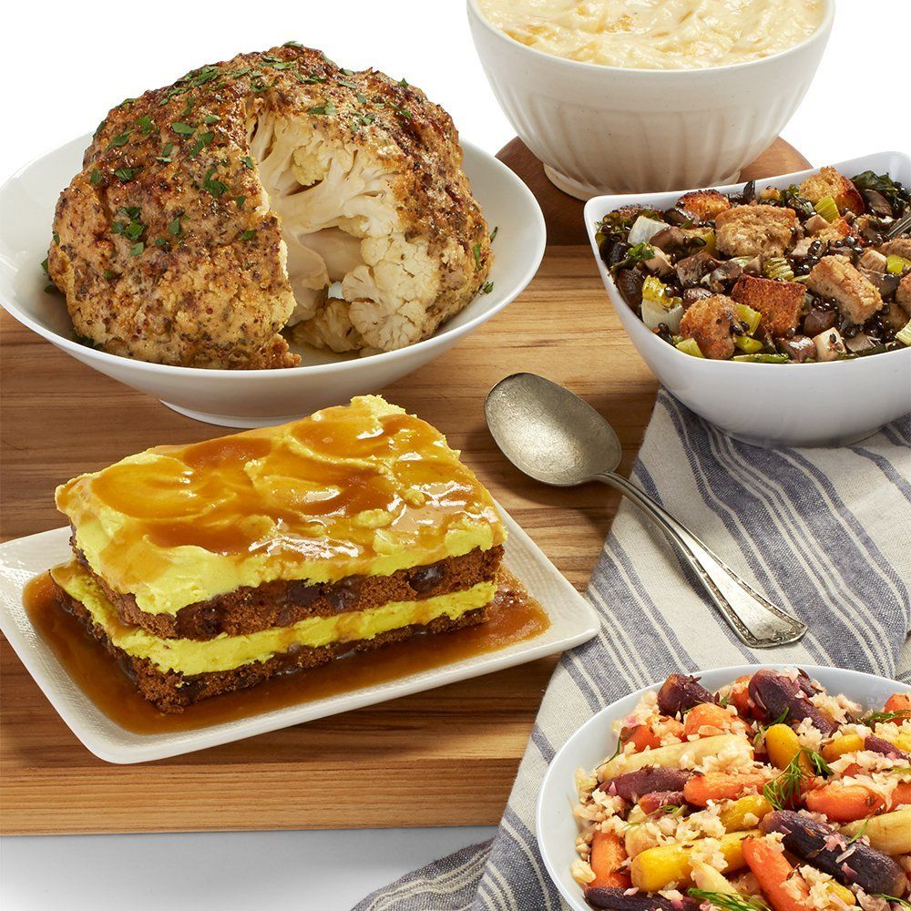 PlantBased Holiday Dishes You Can Preorder From Whole