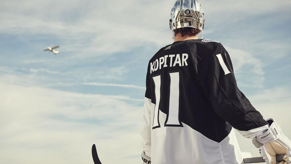 La Kings Unveil 2020 Stadium Series Jerseys In 2020 Stadium Series La Kings Kings Hockey