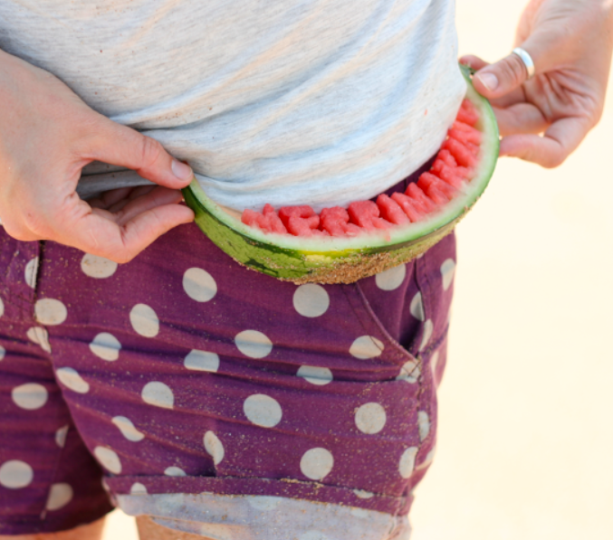 Watermelon bumbag...? Lets!