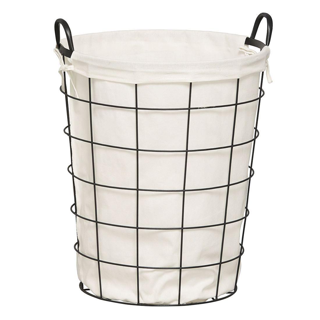 White Laundry Basket Australia