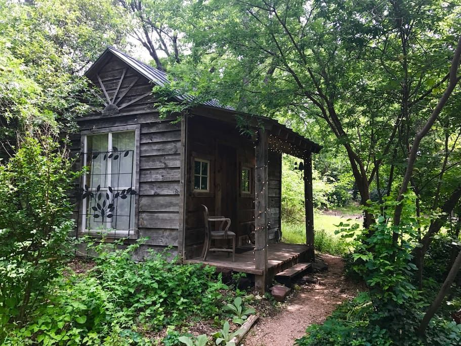 In Dallas Us My Cabin Is A Hidden Gem In Parkdale