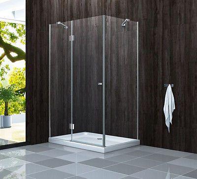 Genera 120 X 90 X 190 Glas Dusche Duschkabine Duschwand