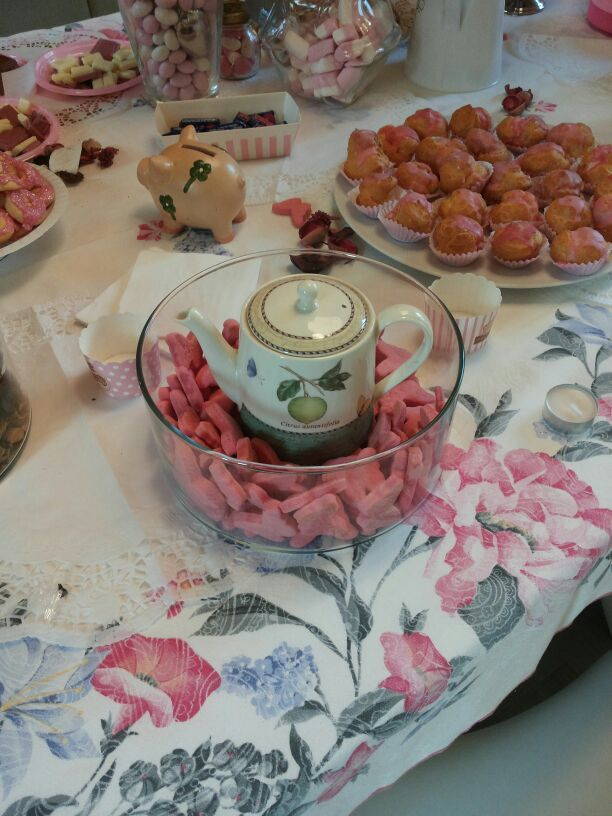 i miei 40 anni tea party