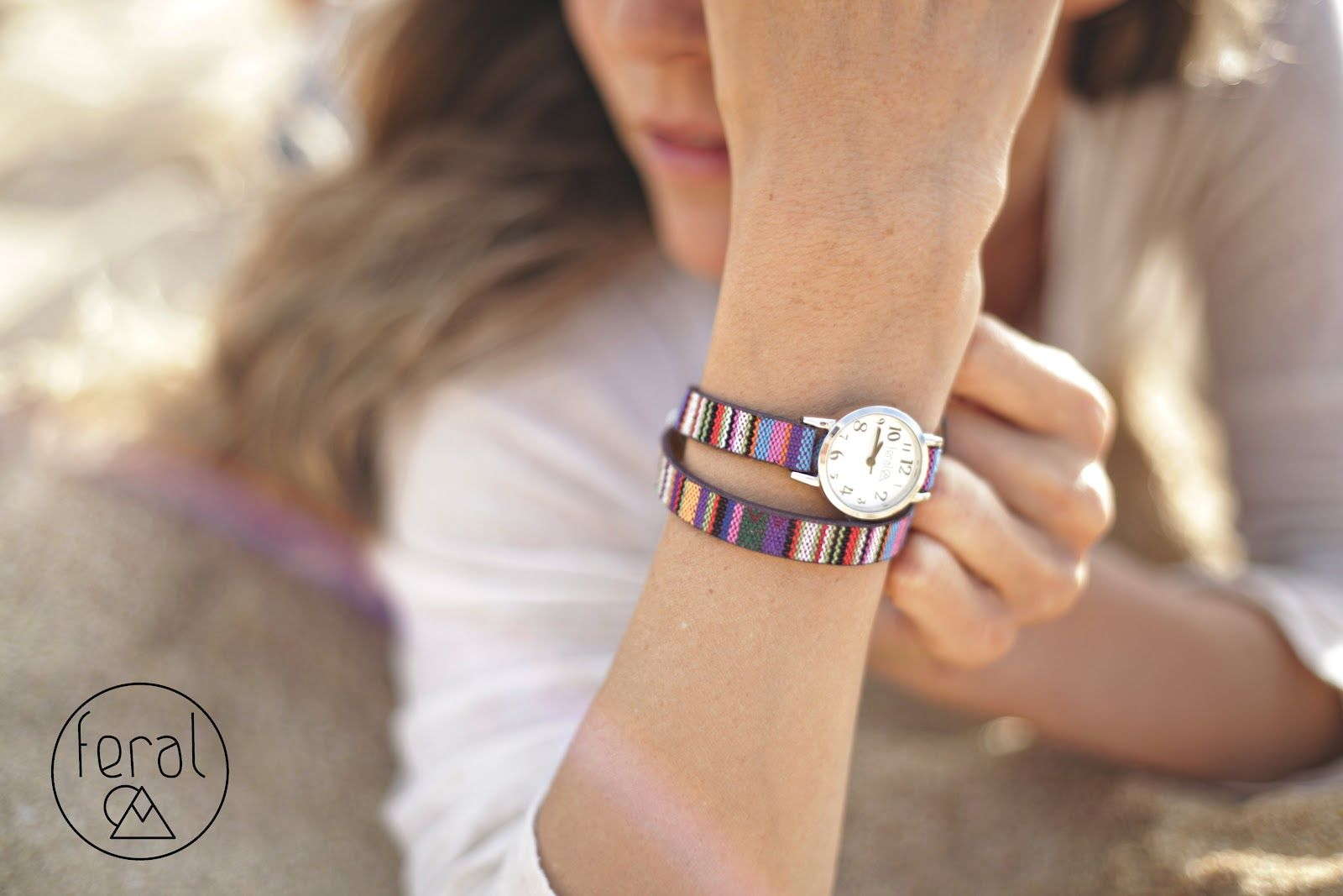 Feral Watches Tribal Print Wrap Watch Style Fashion Accessories My Style