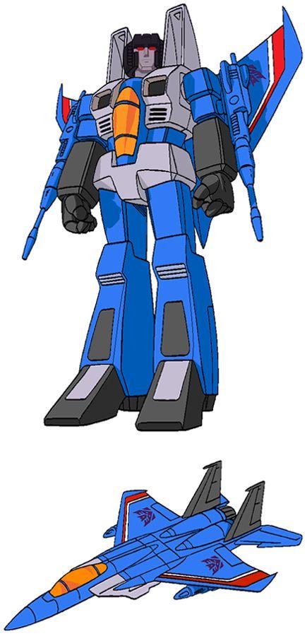 Thundercracker / Громовержец / Громобій - Transformers ...