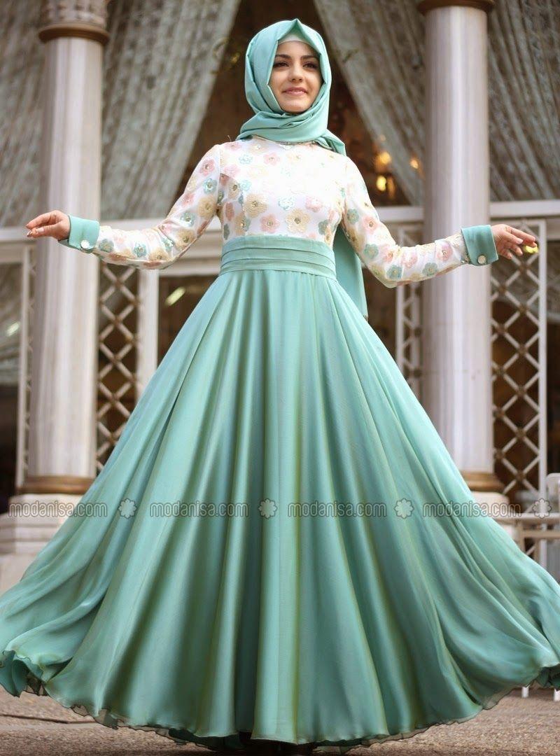 Hijab Moderne 2015 Kayra avec Robe | Hijab Chic turque style and ...