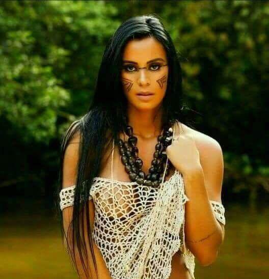 Beautiful native american woman pics