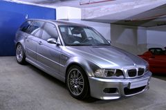 BMW E46 M3 Wagon