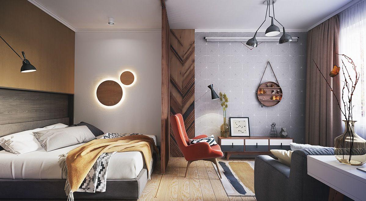 Creative Design For Minimalist Tiny Apartment Decorating Ideas ...