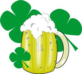 St Patrick S Day Clip Art Beer St Patricks Day Clip Art St Patrick