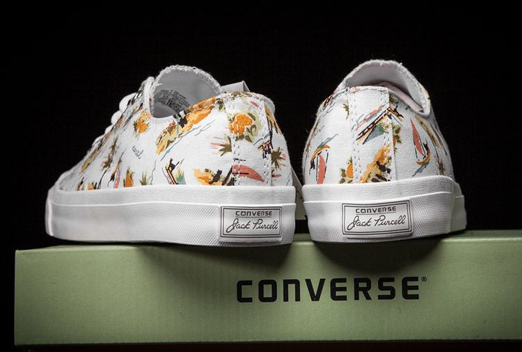 Limited Edition Earth Music x Converse