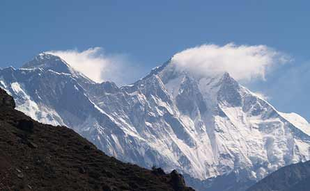 """""""Papá, estoy en el Everest"""""""