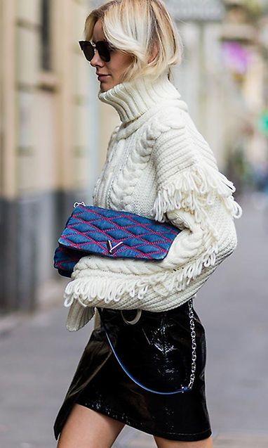 'Mamma mia!' El mejor 'street style' llega a Milán