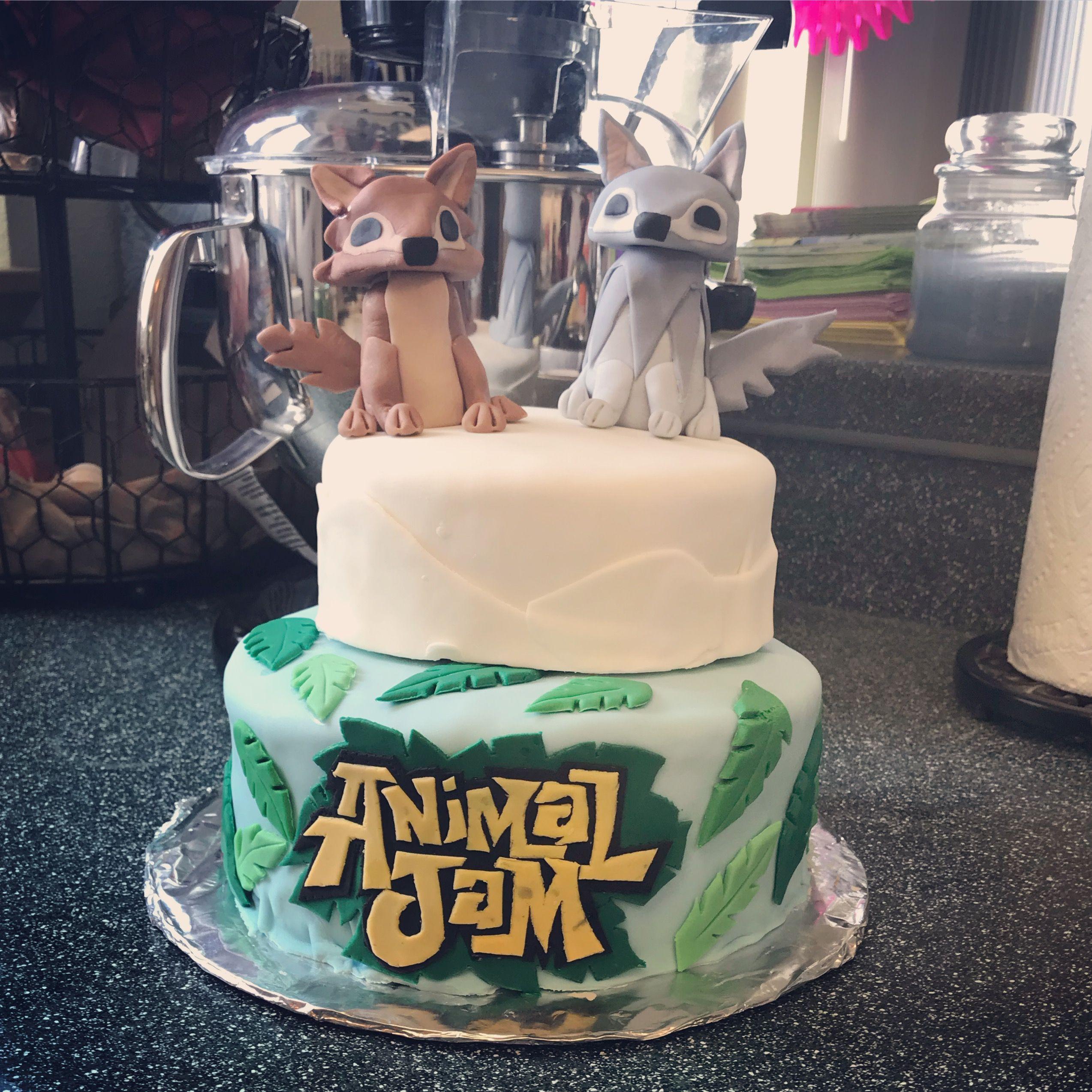 Image - Images.jpg - Animal jam stories Wiki  Howling Wolf Animal Jam Cake