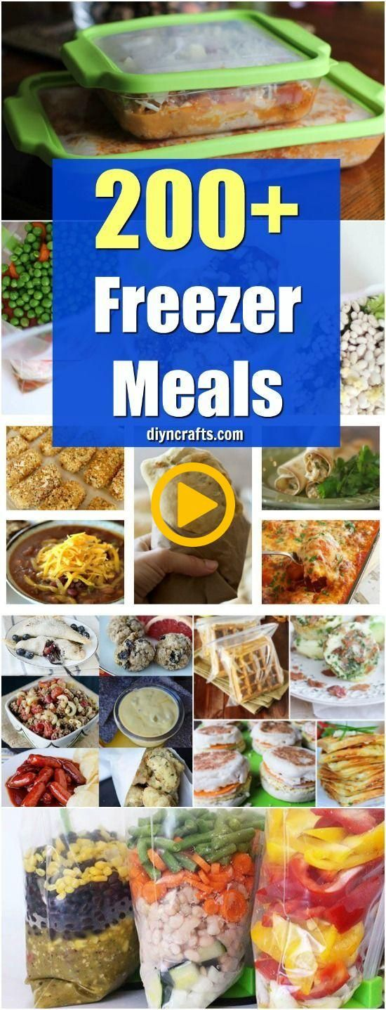 200+ Easy To Make Freezer Meals That Save You Time And Money - Easy Make Ahead C... 200+ Easy To Make Freezer Meals That Save You Time And Money - Easy Make Ahead C...