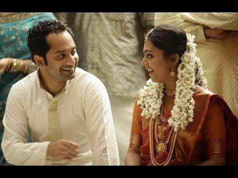Bangalore Days Wedding for Fahadh & Nazriya #livedaycinemanews