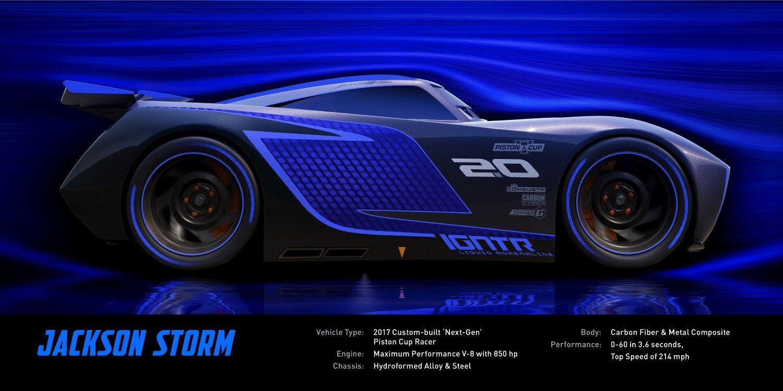 Lightning Mcqueen Vs Jackson Storm Cars 3 4k 8k Lightning Mcqueen Jackson Storm
