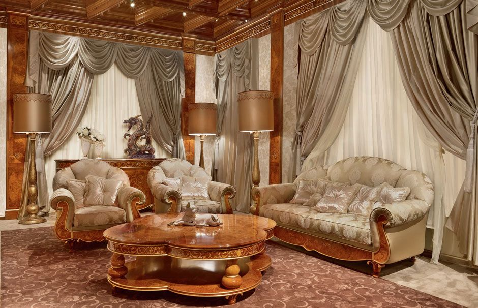 Signorini & Coco - Classic Italian Furniture - Bellagio Collection ...