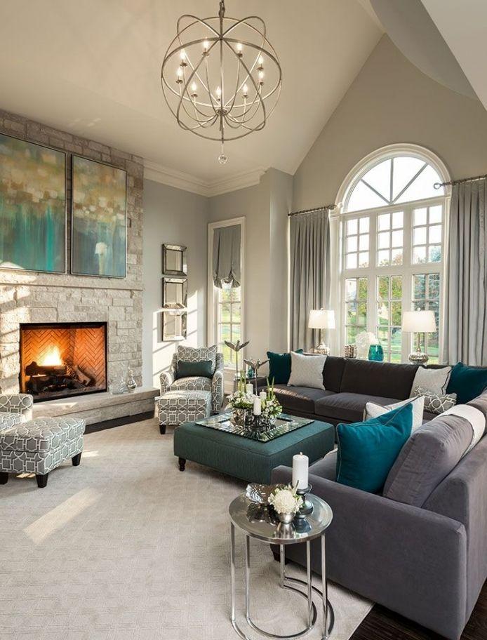 40+ Best and Adorable Modern Living Room Decoration Ideas Spring Summer 2017 / FresHOUZ.com #livingroomideas