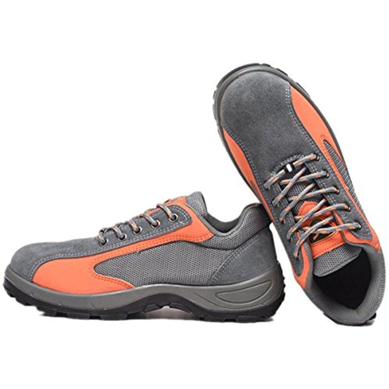 Unisex Outdoor Work Breathable Comfort Steel Toe Boots