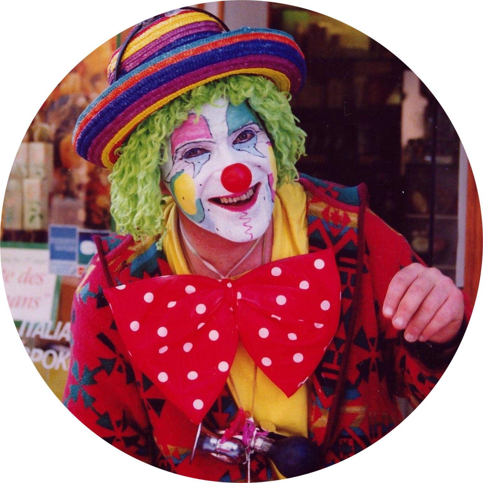 happy clown faces pictures - HD1536×1536