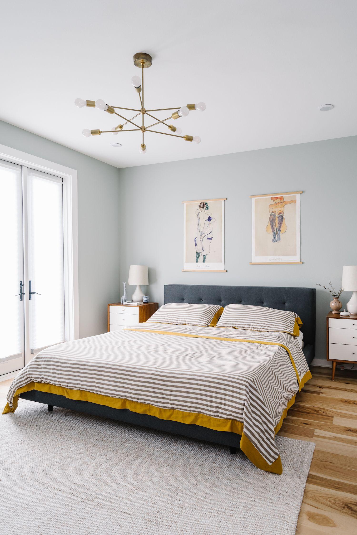 Maia Modern Bedroom Set: Home Decor Bedroom