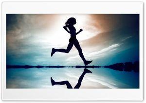 Runner HD Wide Wallpaper for Widescreen