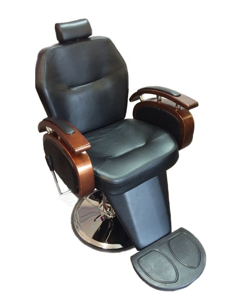NEW All Purpose Reclining Hydraulic Barber Chair Styling Chair