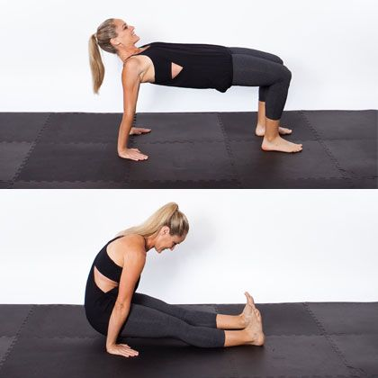 11 Yoga Poses For Amazing Abs