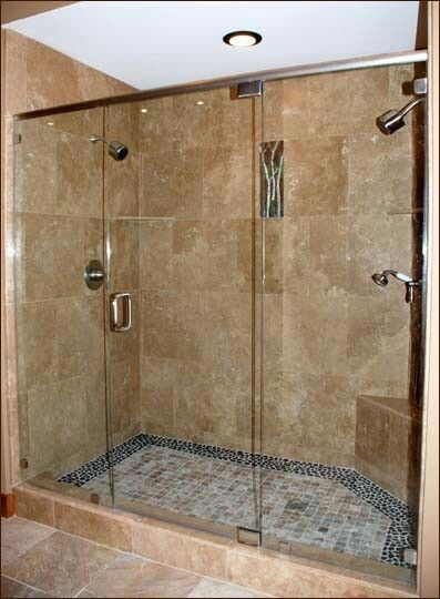 Bathroom Remodel Shower Ideas   A Bathroom Is Most Likely The Most Important  Room Of A House, Especially In Regards To The Re