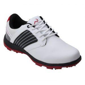 Pin Su Mens Golf Shoes