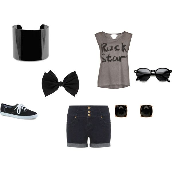 """summer outfit"" by madelyn-gomez on Polyvore"