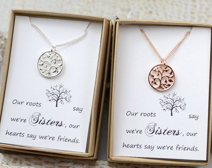 family disc necklace family disk necklace gff necklace gifts for